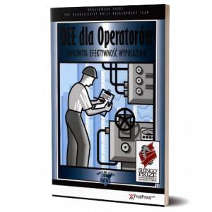 OEE dla operatorów, całkowita efektywność wyposażenia
