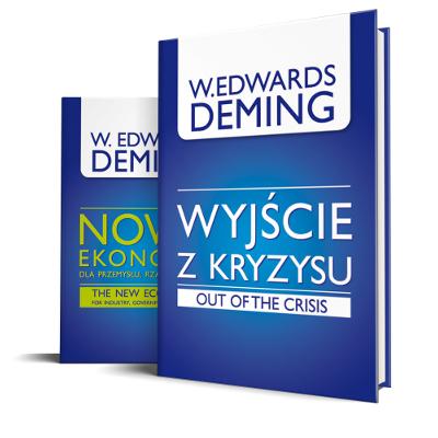 Zestaw książek Deminga, Wyjście z kryzysu i Nowa ekonomia