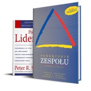 Podręcznik Lidera oraz Podręcznik Zespołu, Peter R. Scholtes